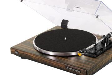 Schallplattenspieler Dual CS 435-1 Noblesse Plattenspieler Sintron Test Review Sondermodell