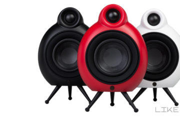 Podspeakers MicroPod Bluetooth MKII Speaker Test Review Lautsprecher