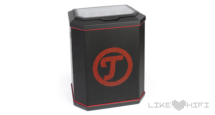 Test Teufel Rockster Air Review Testbericht Bluetooth Lautsprecher Outdoor Speaker