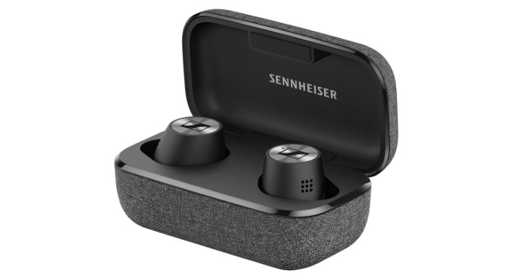 Sennheiser MOMENTUM True Wireless 2 in Weiß InEar Inears Kopfhörer Headphones