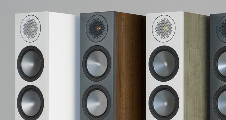 Titelbild Monitor Audio Bronze 6. Generation