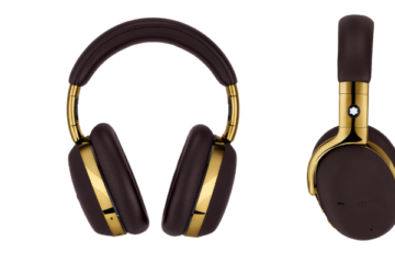 Montblanc Kopfhörer mit ANC Bluetooth Noise Cancelling Over Ear News Test Review Smart Headphones
