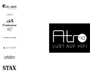 ATR Audio Trade Marken Fachhandel Corona Support Chat HiFi Pro-Ject Cabasse Stax Ortofon