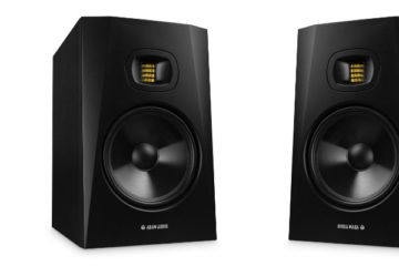 ADAM Audio Studio Monitor T8V News Review Test