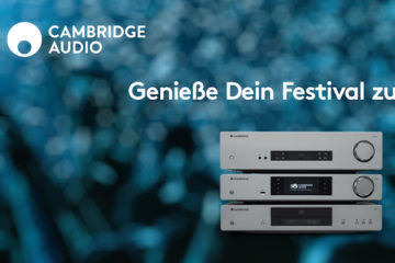 Cambridge Audio Festivals Aktion Rabatt 10% Kauf