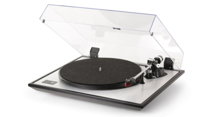 Dual Plattenspieler CS 800 Subchassis News Test Review Sintron Schallplattenspieler Turntable