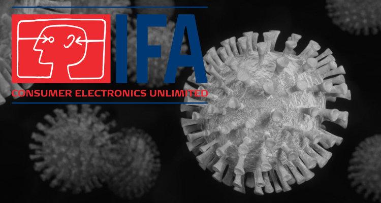 IFA 2020 Corona Berlin Funkausstellung absage