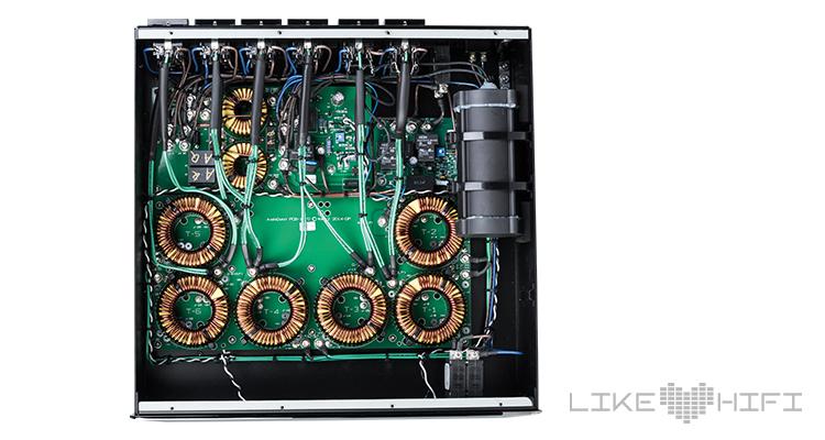 Test AudioQuest Niagara 5000 Netzfilter Stromfilter Power Conditioner Review Testbericht
