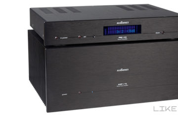 Test Review Audionet PRE I G3 Vorstufe Stereo Preamplifier AMP I V2 Power Amplifier High End