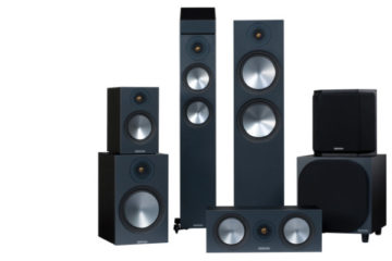 Monitor Audio Bronze 500 Serie 6. Generation Lautsprecher Speaker News Test Review