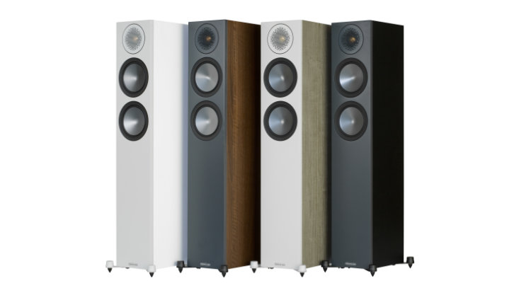 Monitor Audio Bronze 500 Serie 6. Generation Lautsprecher Speaker News Test Review