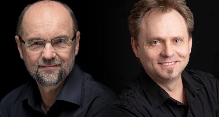 Roland Spiegler und Bernd Jung Nubert Chef Geschäftsführer Geschäftsleiter Boss