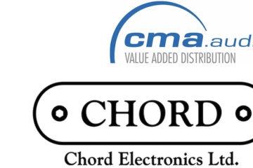 CMA Audio Chord Electronics Vertrieb Deutschland HiFi Personal Audio
