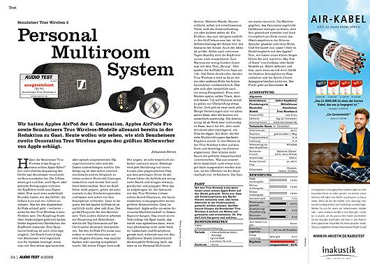 Sennheiser True Wireless 2 finden Sie ab Seite 24