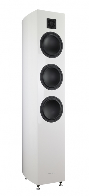 Gauder Akustik Arcona 100 Mk II Standlautsprecher News Test Review Testbericht Speaker