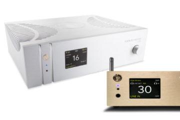 Gold Note DS-10 PLUS und P-100 DAC Vorverstärker