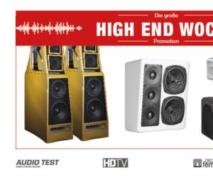 HIGH END 2020 Woche Audio Reference Krell Wilson Velodyne M&K Sound