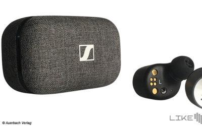 Sennheiser Momentum True Wireless 2 Kopfhörer In-Ear Bluetooth Test Review