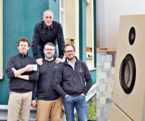 Lyravox Lautsprecher Besuch AUDIO TEST Likehifi Vor Ort Hamburg Showroom Hörraum