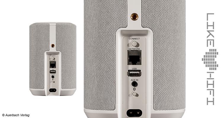 Testbericht Denon Home 150 Test Review Bluetooth Lautsprecher Speaker Multiroom