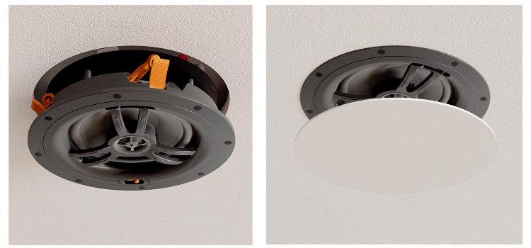 Triangle EMT7 Speaker Lautsprecher Einbau Custom Install CI News Test Reichmann