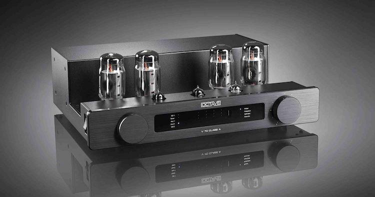 Octave Audio V 70 Class A Amp Röhrenverstärker Tube Verstärker High End News Test Review