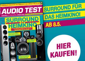 AUDIO TEST Magazin Heft Ausgabe 4/20 2020 Kaufen bestellen Abo Heimkino Surround