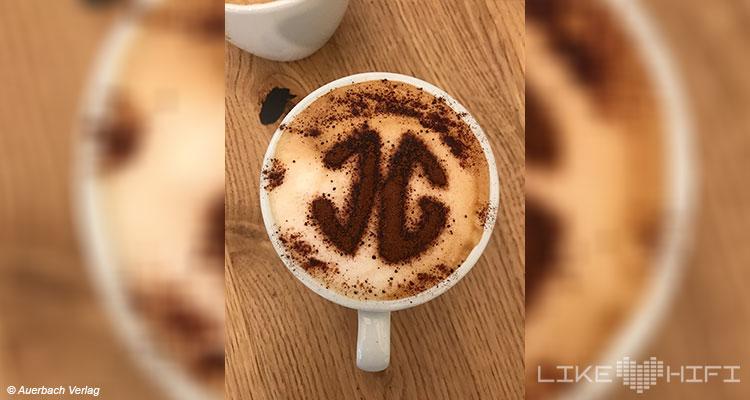 Lyravox Lautsprecher Vor Ort Besuch Hamburg Wilhelmsburg Showroom Hörraum Aktivlautsprecher Kaffee