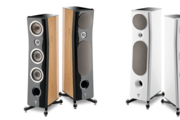 Focal Kanta N°2 No2 Lautsprecher Speaker News Test Review Design Farbe Colour