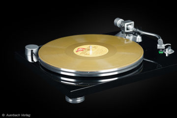 Test Teac TN-3 Plattenspieler Turntable Review Testbericht