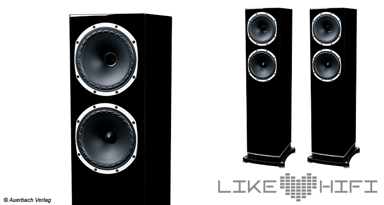 Test Fyne Audio F502 Review Lautsprecher Box Koax