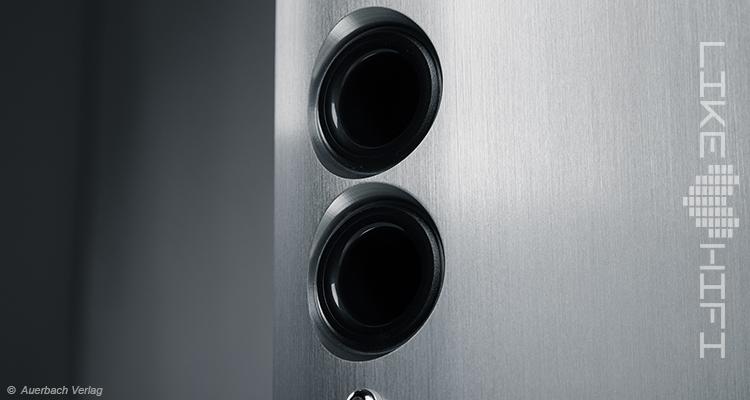 Piega Premium Wireless 301 Lautsprecher Speaker Aktivlautsprecher Rückseite Test Review News Wireless
