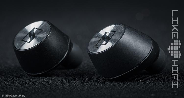 Testbericht Sennheiser Momentum True Wireless In-Ear Kopfhörer Bluetooth InEars Review Test