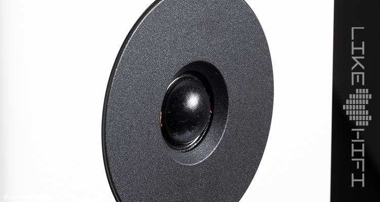 Dynaudio Evoke 20 Test Review Lautsprecher Speaker Regallautsprecher Hochtöner