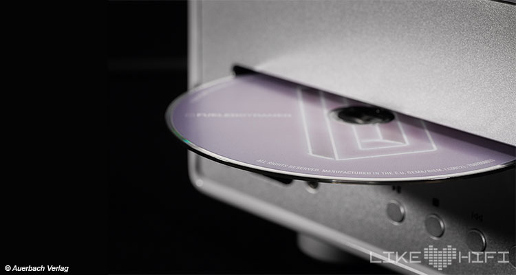 Test Sonoro Maestro All-In-One HiFi Receiver Kompaktanlage Testbericht Review Anschlüsse CD-Player