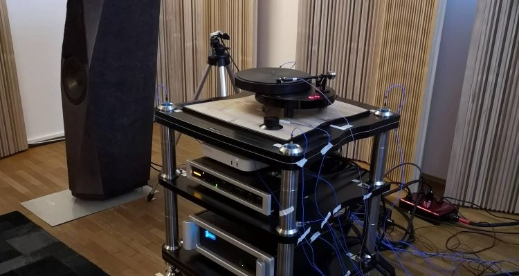 Bassocontinuo Rack HiFi Test News Review