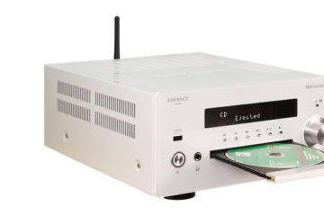 Advance Paris MyConnect 60 Streaming Verstärker Amp CD