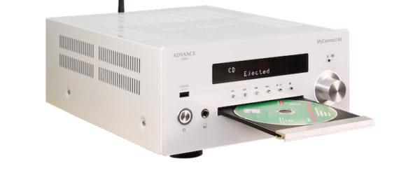 Advance Paris MyConnect 60 Streaming Verstärker Amp CD