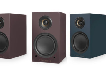 Triangle Regallautsprecher LN01A Speaker Active News Test Review Limited