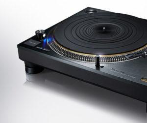Technics SL-1210GAE Limited Edition Black Schwarz Nagaoka News Test Review