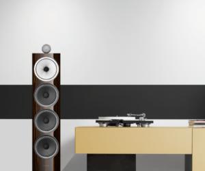 Bowers & Wilkins 702 und 705 Signature Speaker News Test Lautsprecher