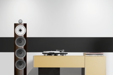 Bowers & Wilkins 702 und 705 Signature Speaker News Test Lautsprecher