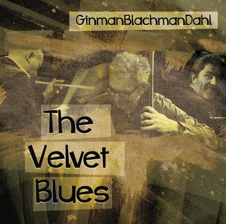 Dali CD LP Vinyl Jazz Musik Album Velvet Blues