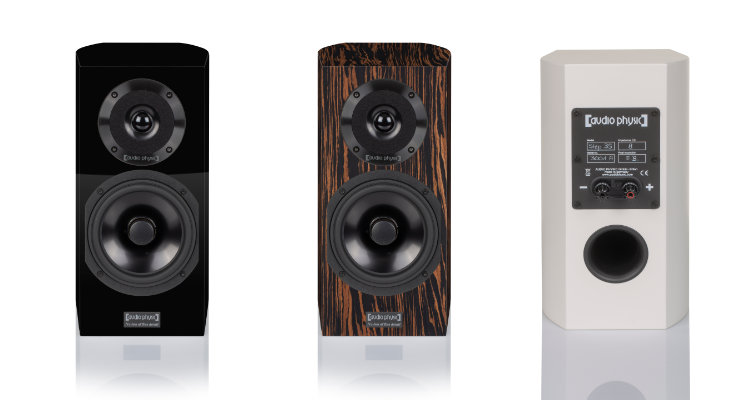 Audio Physic - Step 35 Lautsprecher Speaker News Test Review