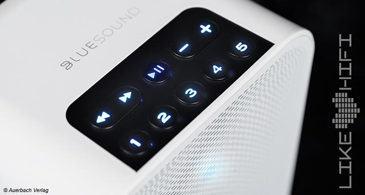 Bluesound Pulse Flex 2i Streaming Lautsprecher Speaker Multiroom BluOs Test Review