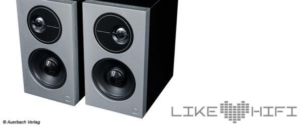 Definitive Technology Demand D7 Regallautsprecher Test Review Speaker Bookshelf