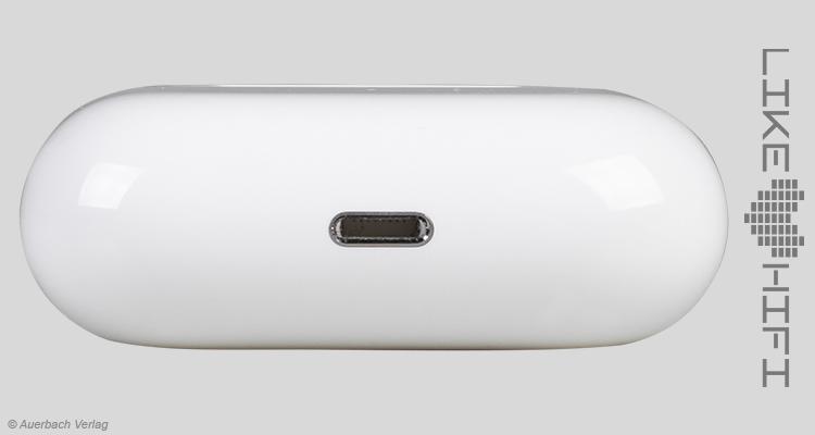 Apple AirPods Pro Headphones Kopfhörer Inears In-Ear Test Review