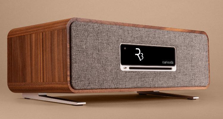 Ruark Audio R3 MK1 Musiksystem Radio Test News Review