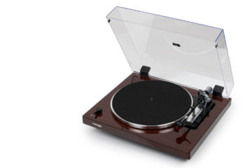 Thorens TD 103 A - Tonabnehmer Turntable Plattenspieler Ortofon News Test Review
