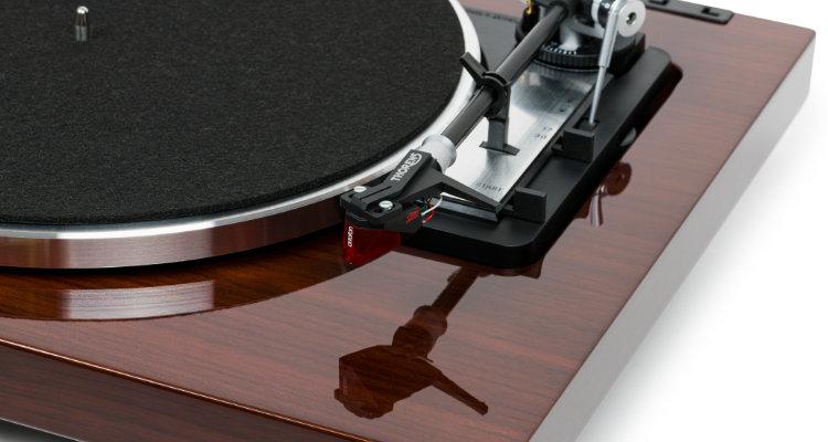 Thorens TD 103 A - Tonabnehmer Turntable Plattenspieler Ortofon News Test Review